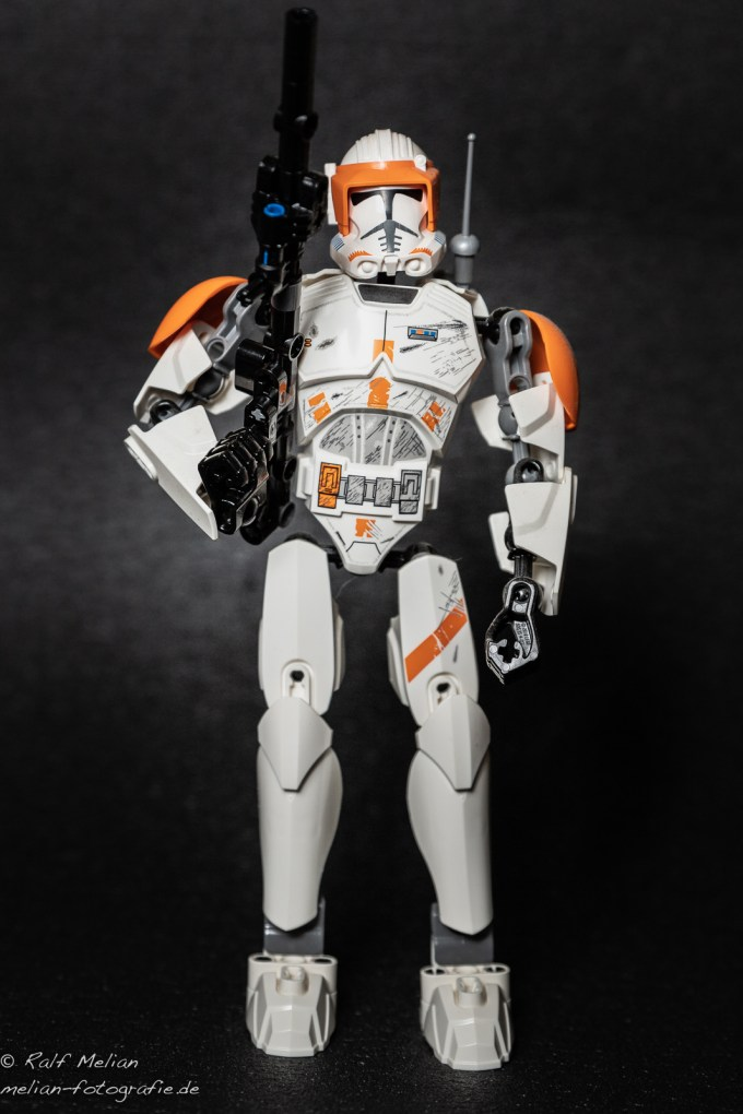 Lego Buildable Figures - Commander Cody
