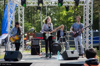 Livemusik mit The Blankets