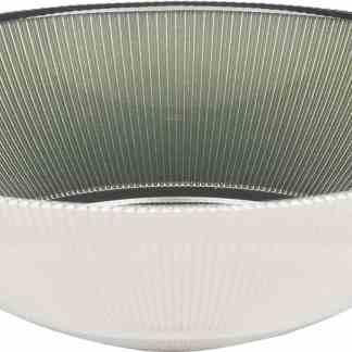 Piatto in vetro e argento Argenesi Cannetè 1.753188