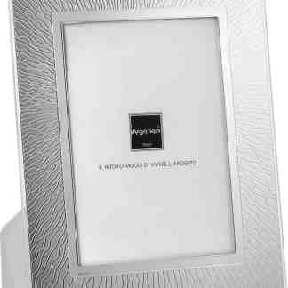 Cornice in vetro e argento Argenesi Sole 0.026372
