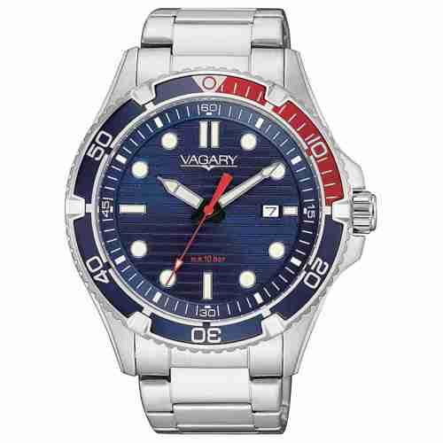 Orologio uomo Vagary Aquadiver Acciaio IB8-712-71