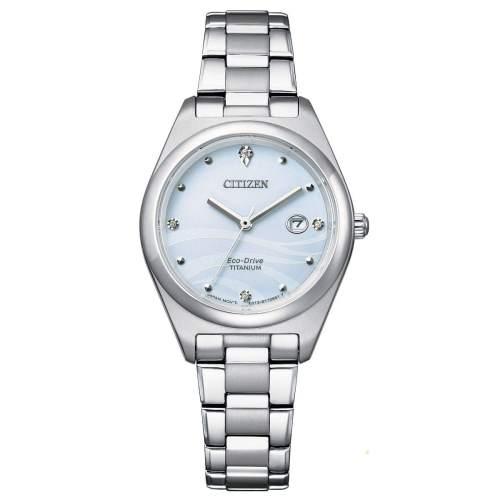 Orologio donna Citizen Lady Super Titanio EW2600-83A