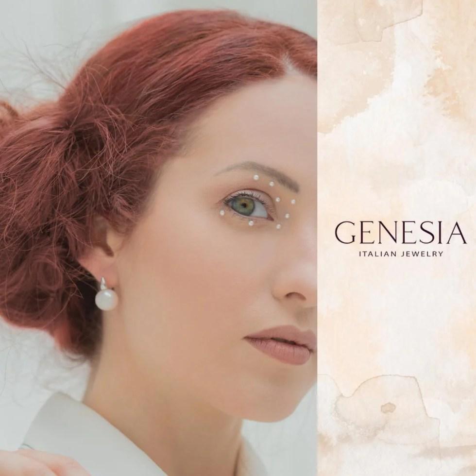 la luce delle perle genesia jewlery