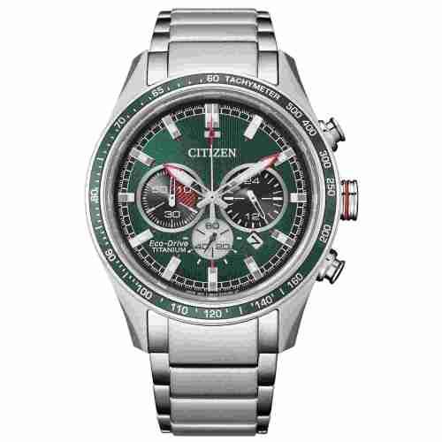 Orologio uomo Citizen Crono Super Titanio CA4497-86X