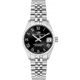 Orologio donna acciaio acciaio zaffiro Caribe Philip Watch R8253597563