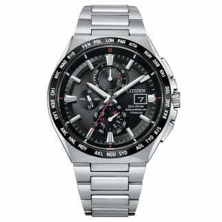 Orologio uomo titanio titanio zaffiro H800 Citizen AT8234-85E