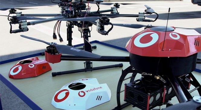 Hava trafiğinde drone devrimi