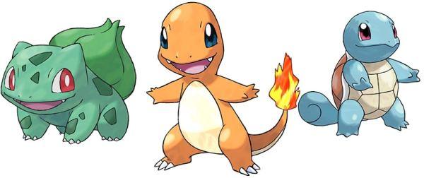 Pokemon Go Pokemon Seçimi