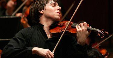 Metrodaki Kemancı Joshua Bell