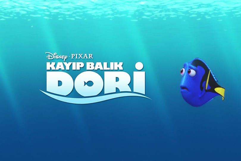 Kayıp Balık Dori