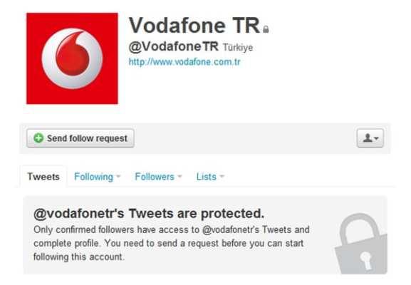 Markaların Sosyal Medyada Yaptığı Hatalar Vodafone