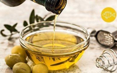 Vijf voordelen van het eten van Olijfolie