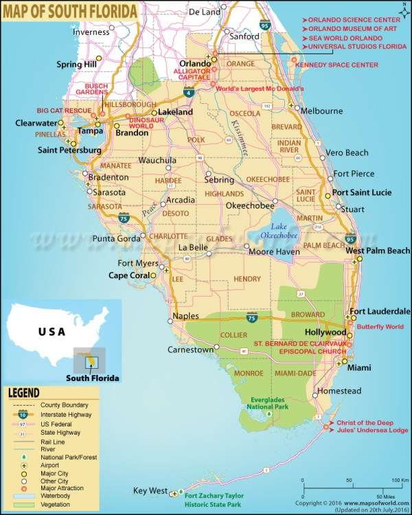 Florida Maps Check out these great maps of Florida today