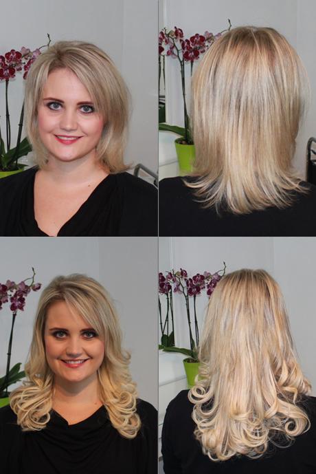 Haarverlngerung Mnster  Mobiler Friseur fr Extensions
