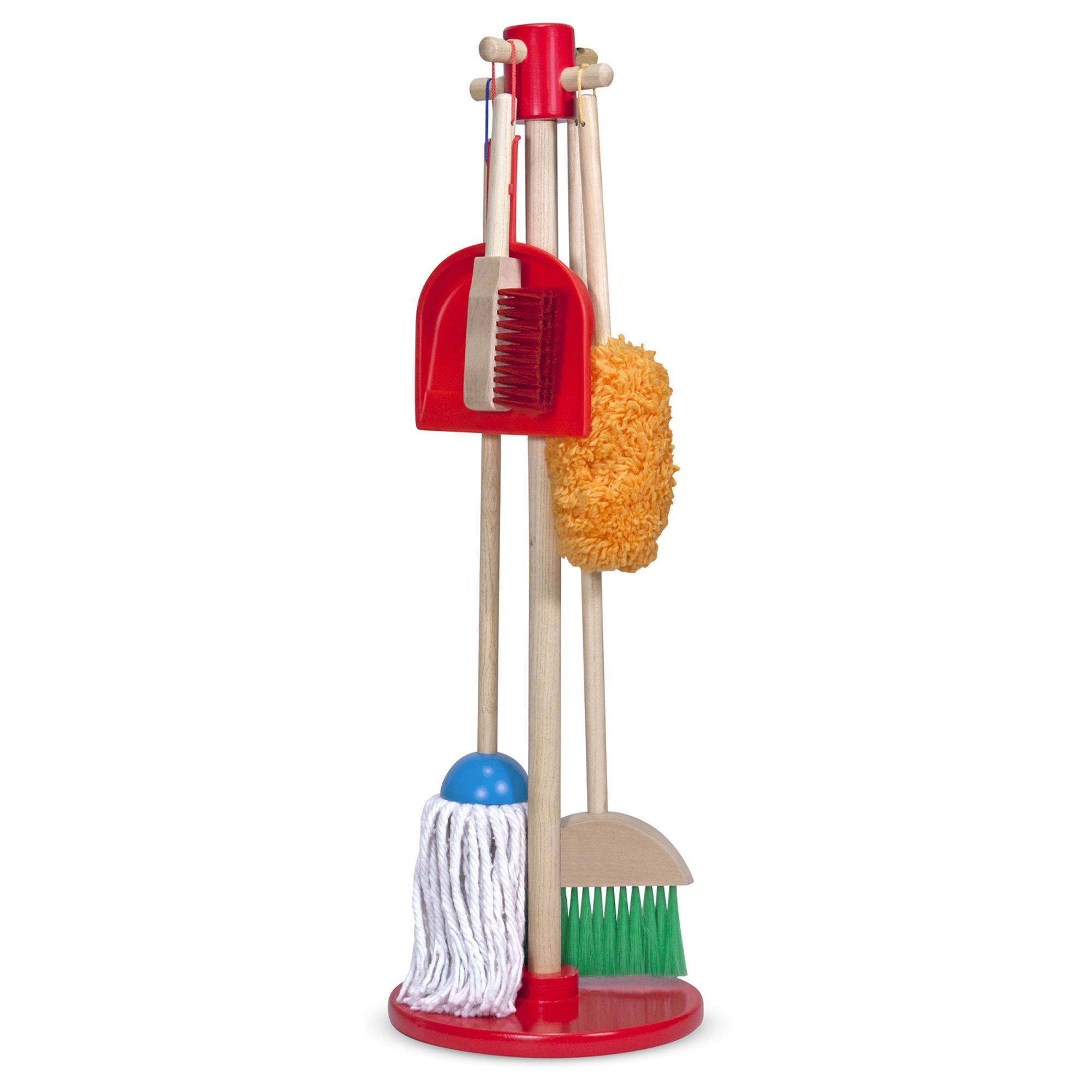 let s play house dust sweep mop