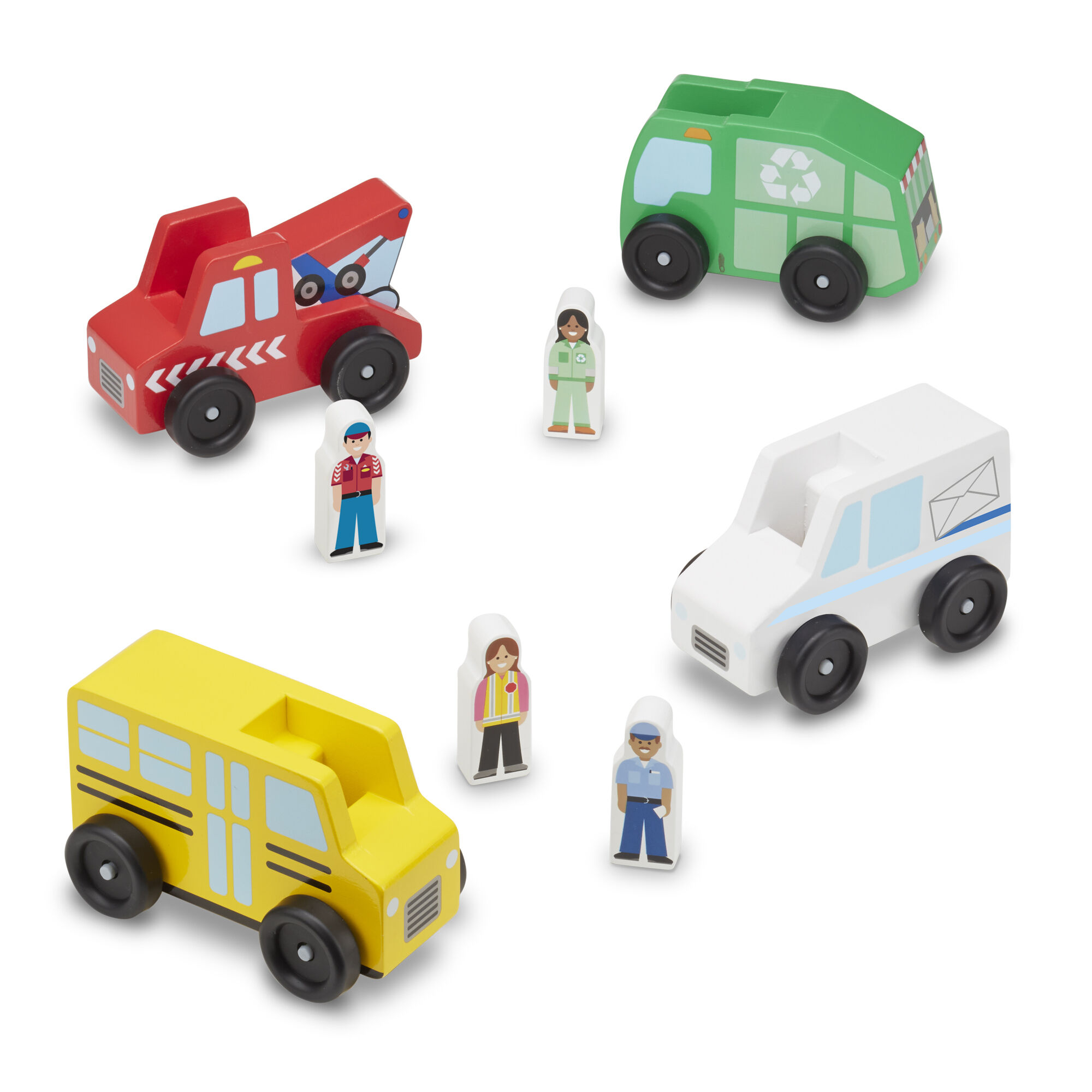 classic wooden toy community