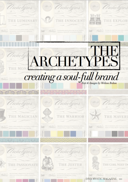 Archetypal Branding by Melissa Bolton