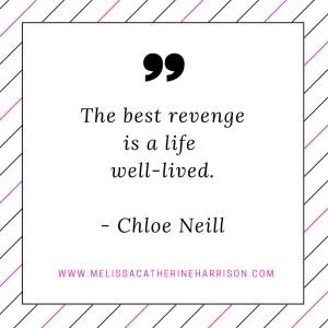 life well lived revenge