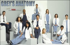 Grey's Anatomy TV show