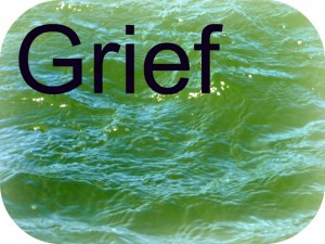 Grief is like waves