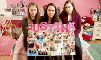 Justina and her sisters