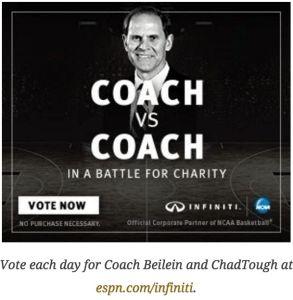 VOTE Coach Beilein