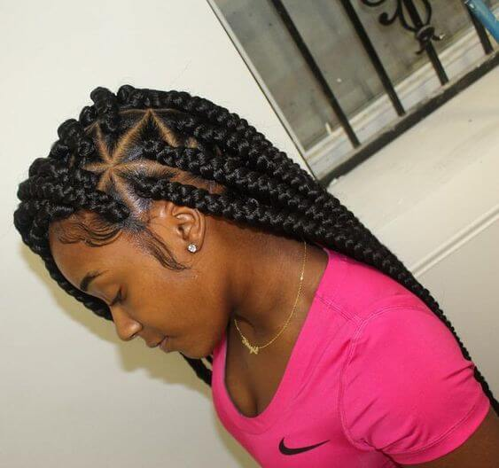 Braid Styles For Natural Hair Growth On All Hair Types For Black Women