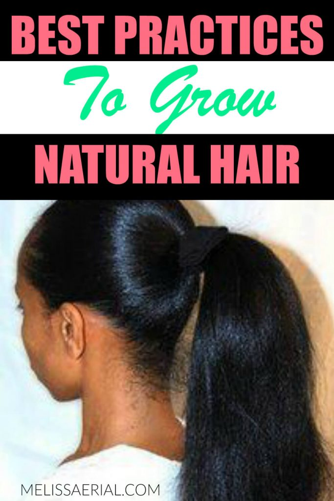 Learn Best Practices For How To Grow Natural Hair