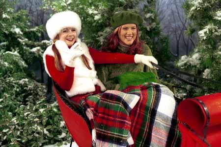 Image result for sabrina's perfect christmas