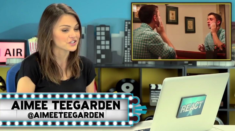 aimee-teegarden-melissa-judson-production-design-fine-brothers-celebrities-react