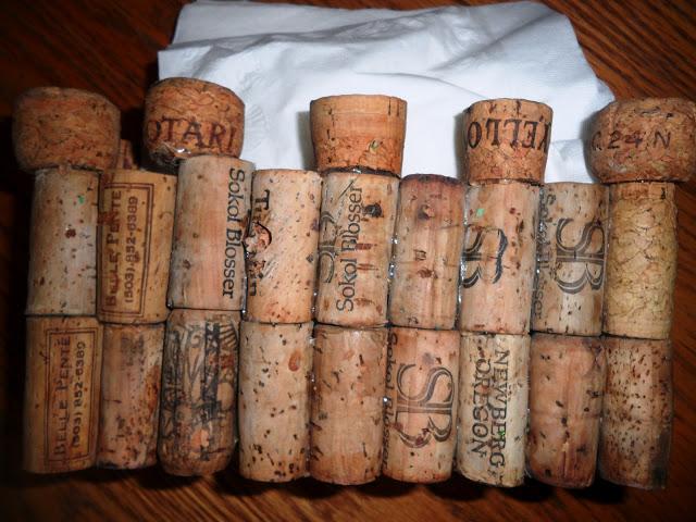 wine cork craft ideas