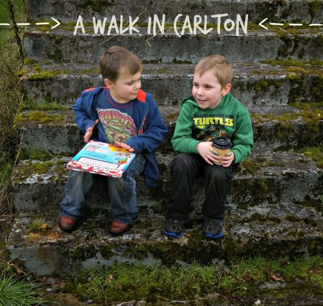 A walk in Carlton // Melissa Kaylene // Oregon Blogger