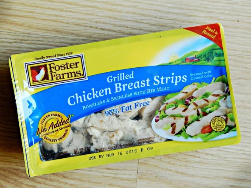 Southwest Inspired Chicken Tostadas #readysetchicken #ad