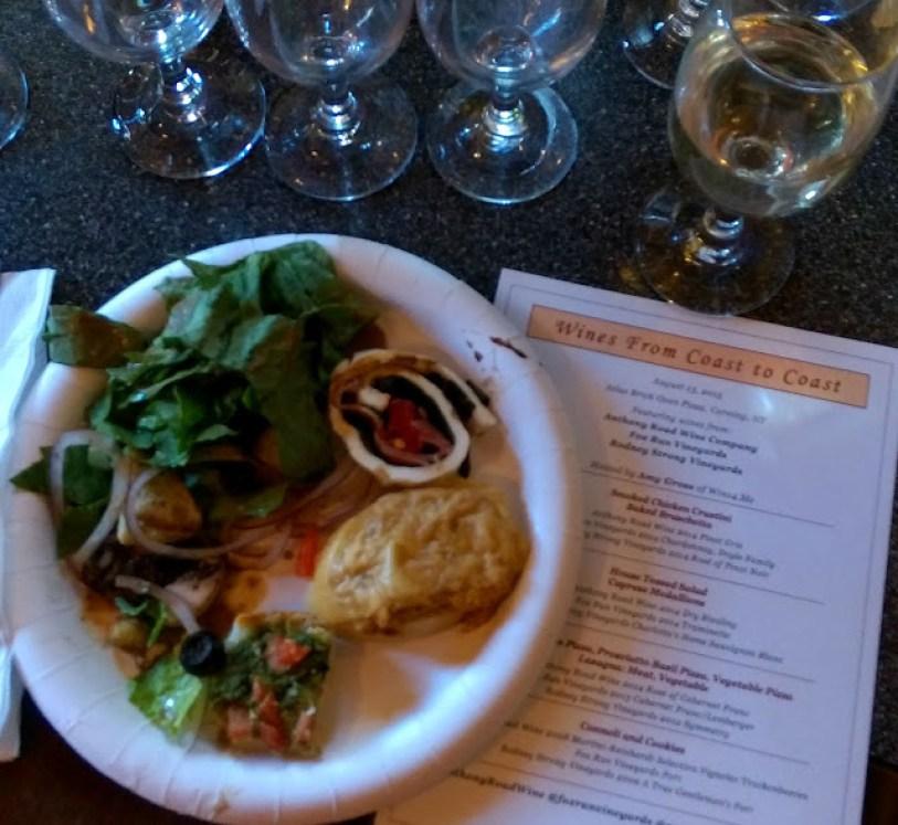 Wine Bloggers Conference Day 1 #wbc15 #explorecorning #flxwine