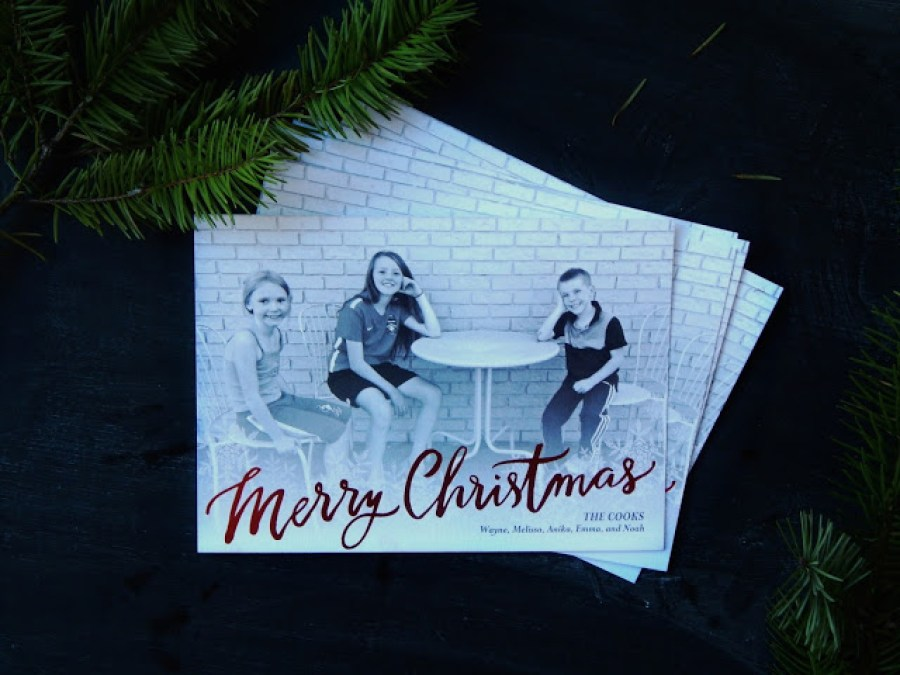 Our Christmas // Melissa Kaylene