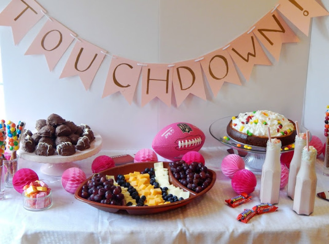 4 Sweet Treats to Create for your next Game Day Party: #sweetenthespread #ad