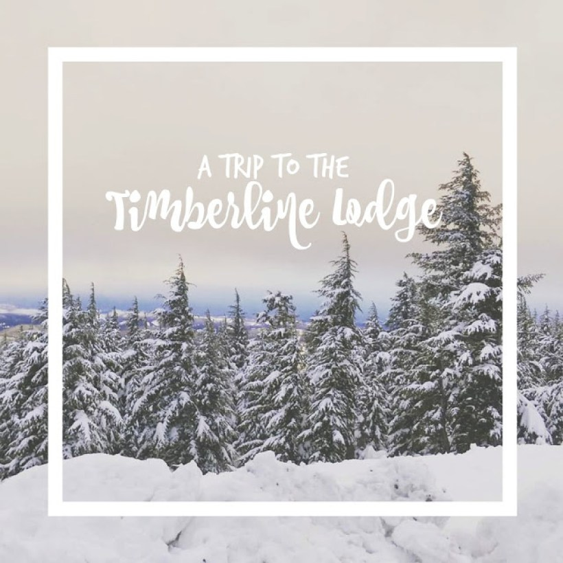 A trip to the Timberline Lodge via @melissakaylene