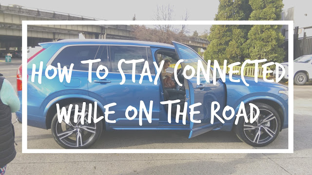 How to stay connected while on the road #attportland
