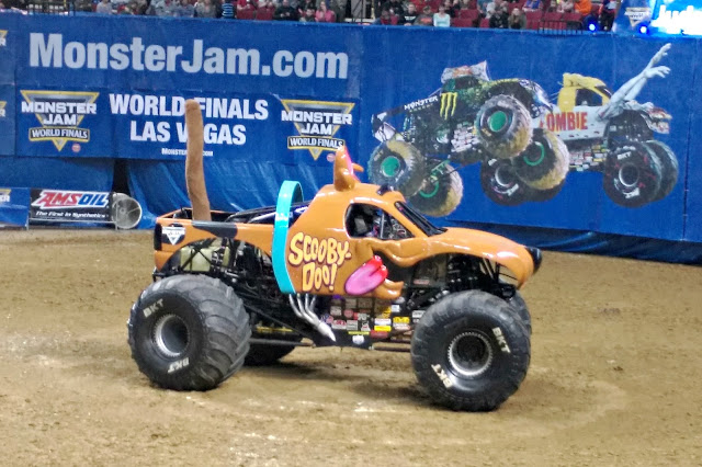 Monster Jam Fun / Review #MoreMonsterJam #MonsterJam