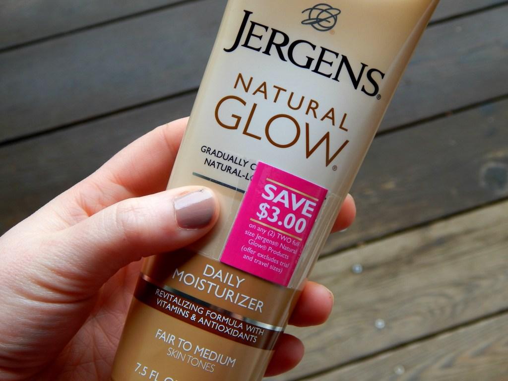 my-jergens-glow