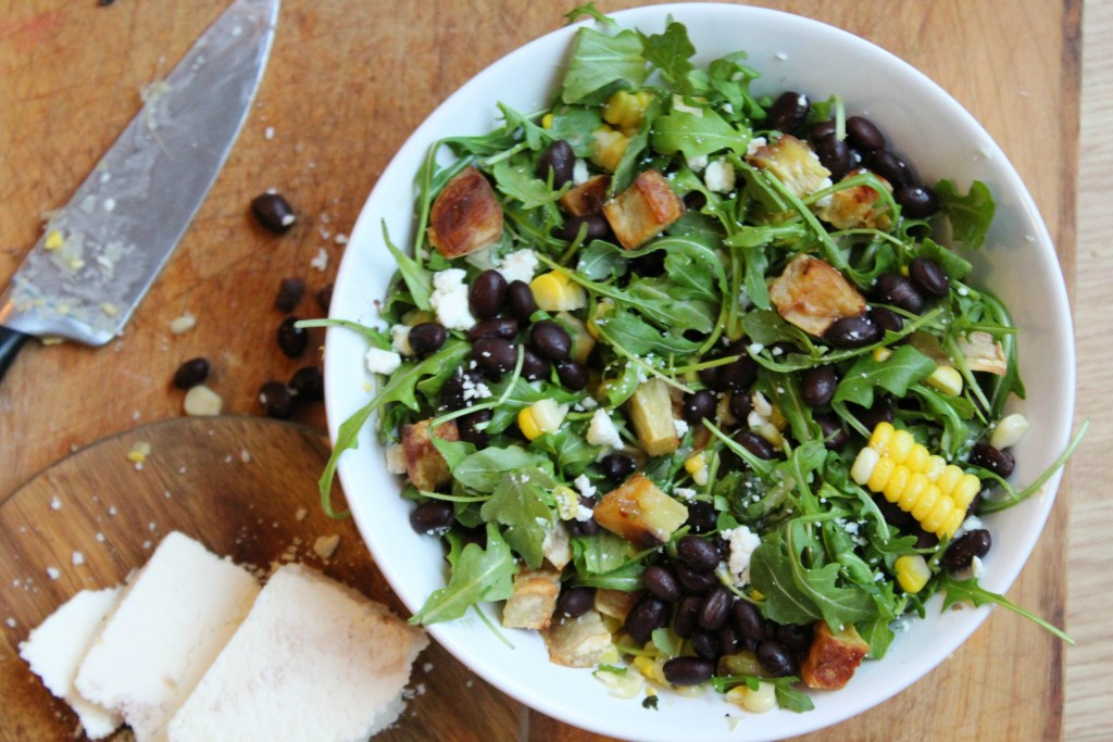 butternut squash salad