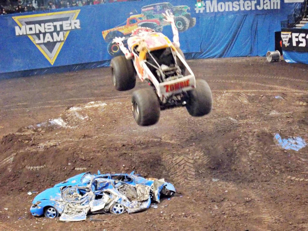 monster jam review