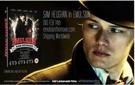 More of #SamHeughan's 'Emulsion' Costume Items Will Be Auctioned soon including gloves and watch!