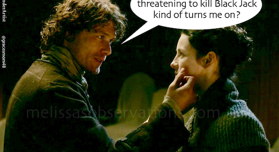 #Outlander, Epi 212 Re-cap: Why is Jamie so sexy even covered in filth? Who will marry Mary?  Why is Charles In Charge? Inquiring minds want to know.