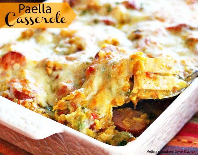 Paella Casserole