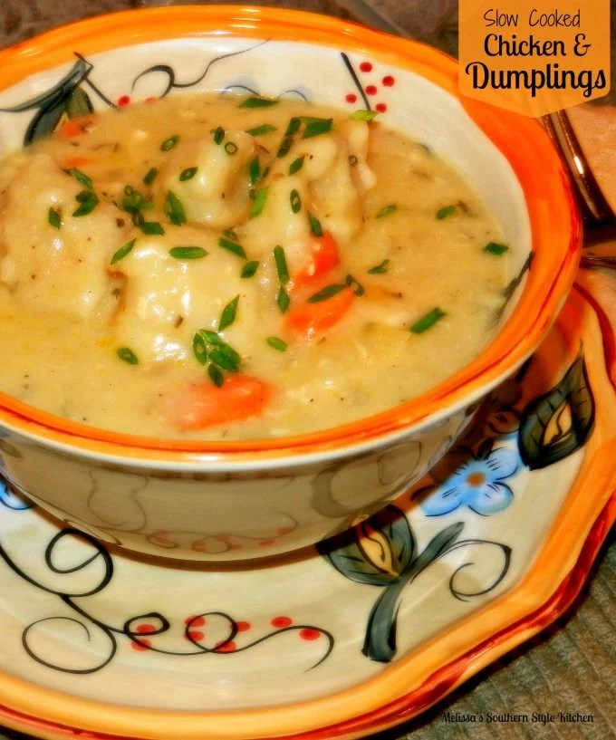 How to make chicken and dumplings using frozen biscuits