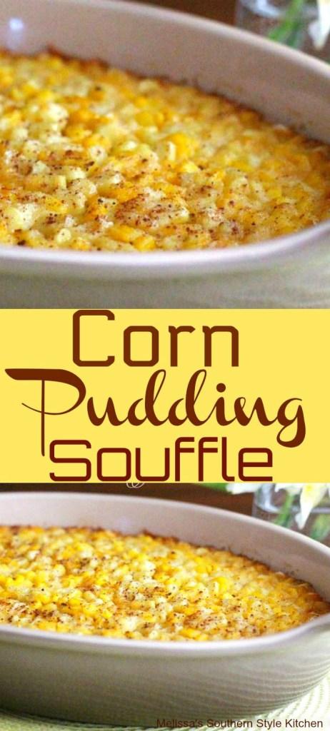 Corn Pudding Souffle
