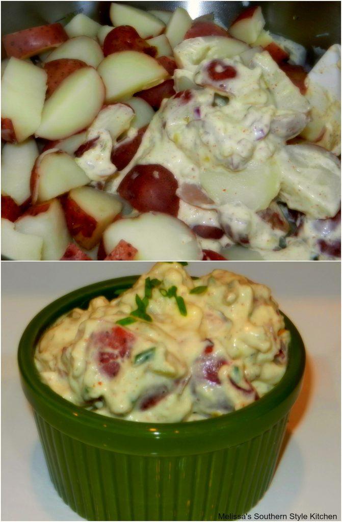Deli Style New Potato Salad