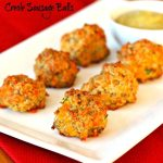 Kicked Up Creole Sausage Balls