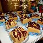 Peanutty Peanut Butter Fudge